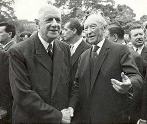 De-Gaulle-et-Adenauer